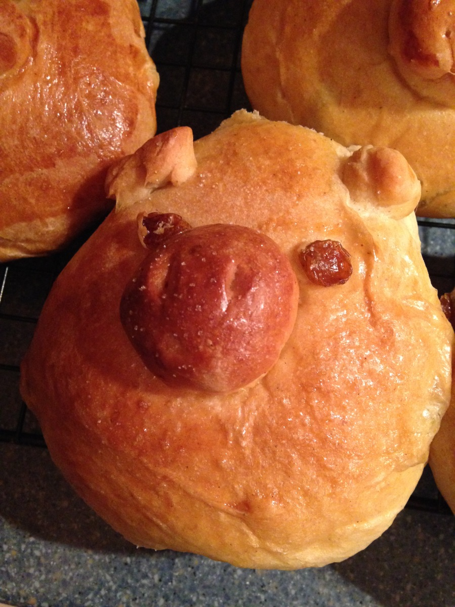 Little Piggy Rolls